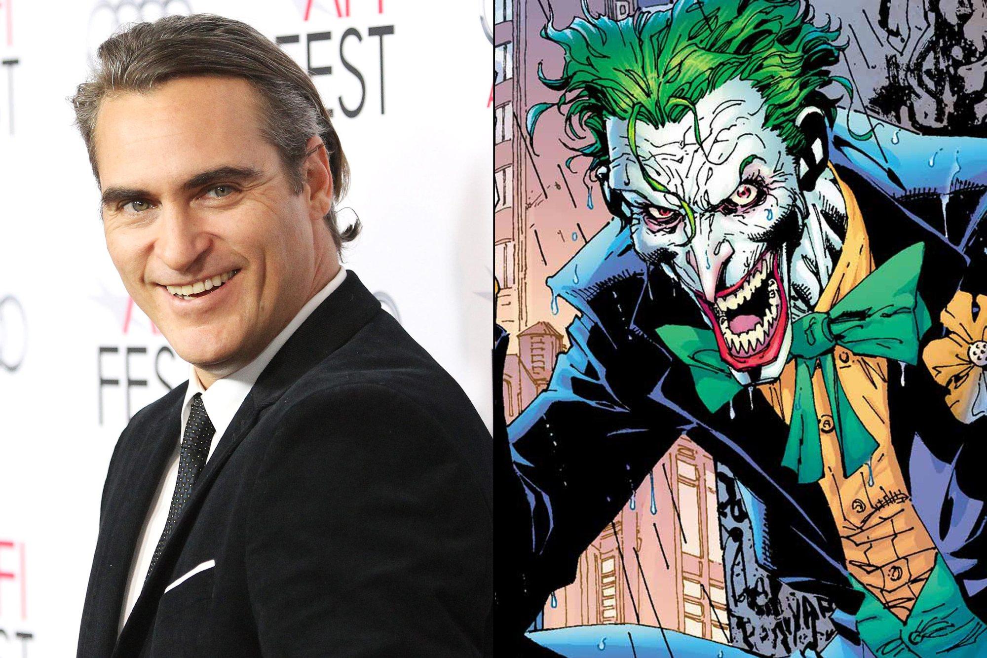Joaquin Phoenix sarà il nuovo Joker, parte la sfida