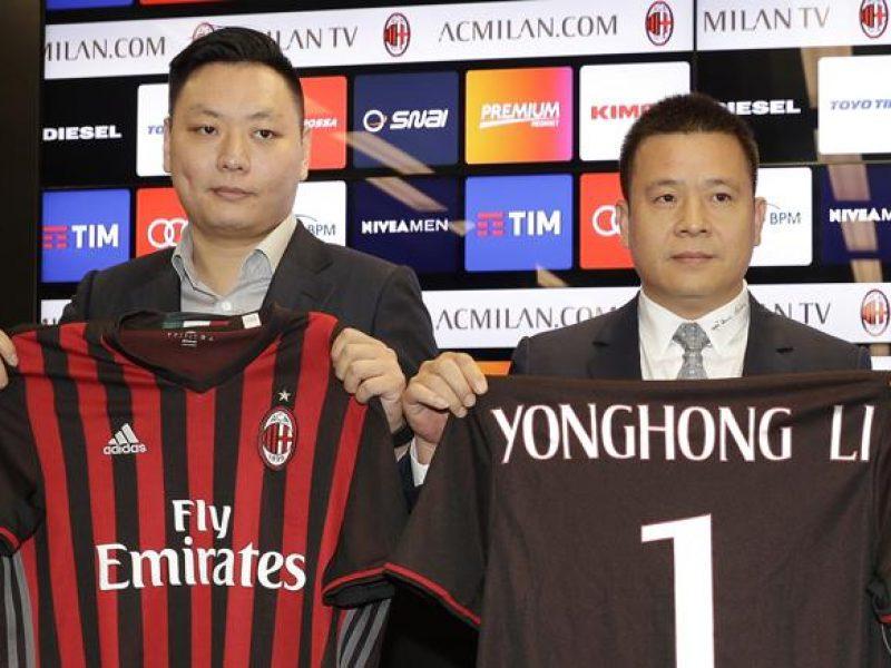 Li Milan insolvente