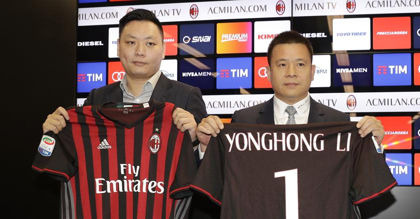 Milan, Li non versa i 32 milioni. Al bonifico provvederà Elliott