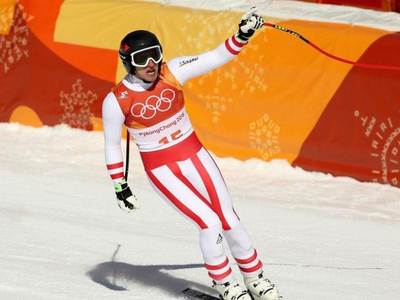 Mayer Olimpiadi