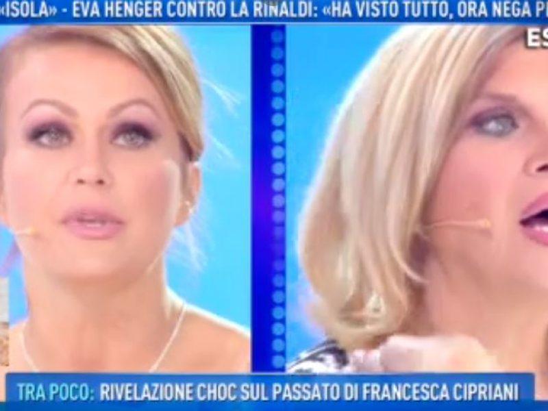 Nadia Rinaldi a Domenica Live