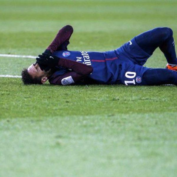 PSG, infortunio alla caviglia per Neymar: salterà il Real Madrid