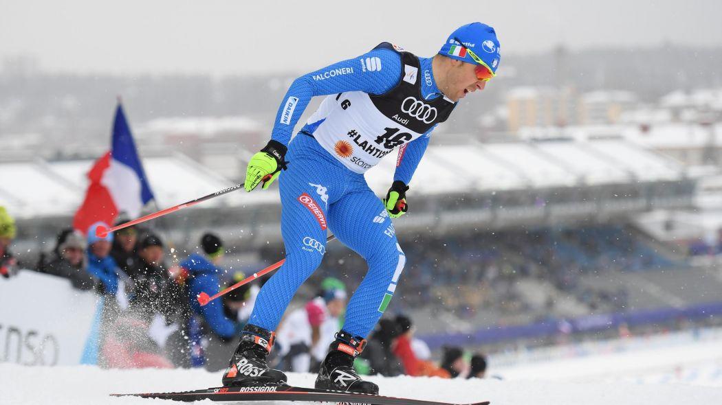 Sci di fondo, Federico Pellegrino d'argento nello sprint!