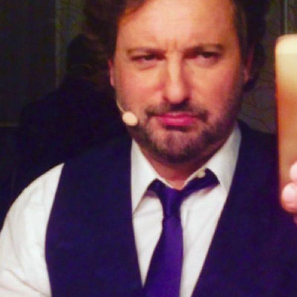 """""""50 sfumature"""" visto di Leonardo Pieraccioni: """"Ho staccato e messo la D'Urso"""""""