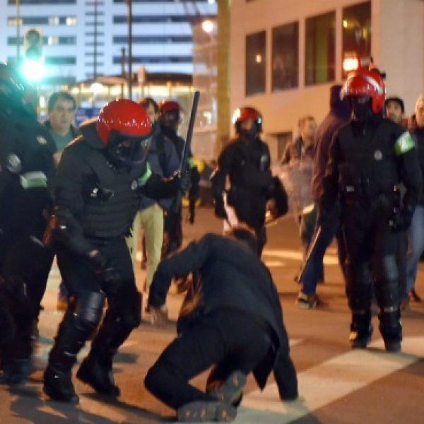 A.Bilbao-Spartak M.: scontri tra tifosi, morto un poliziotto