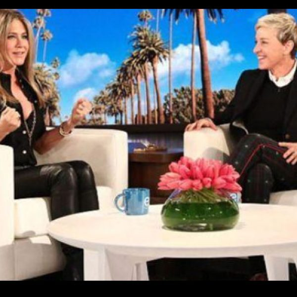 Jennifer Aniston sulla reunion di Friends: