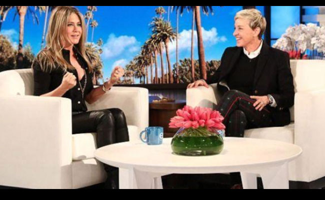 """Jennifer Aniston sulla reunion di Friends: """"Tutto è possibile"""""""