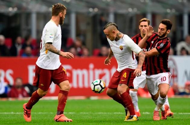 Serie A, Roma-Milan 0 – 2: decidono Cutrone e Calabria