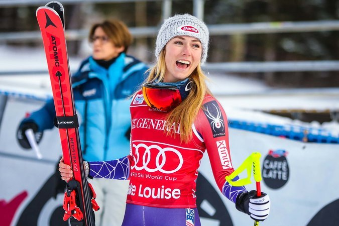 Sci, la Shiffrin vince in slalom ad Are. Crollo Vlhova