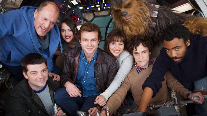 Star Wars, on line lo spot tv dello spin-off su Han Solo-VIDEO