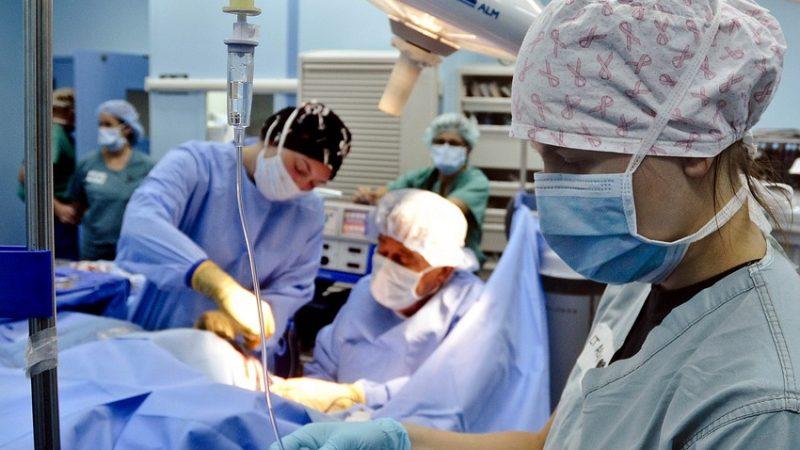 India, asportato tumore record di 1,87 chili