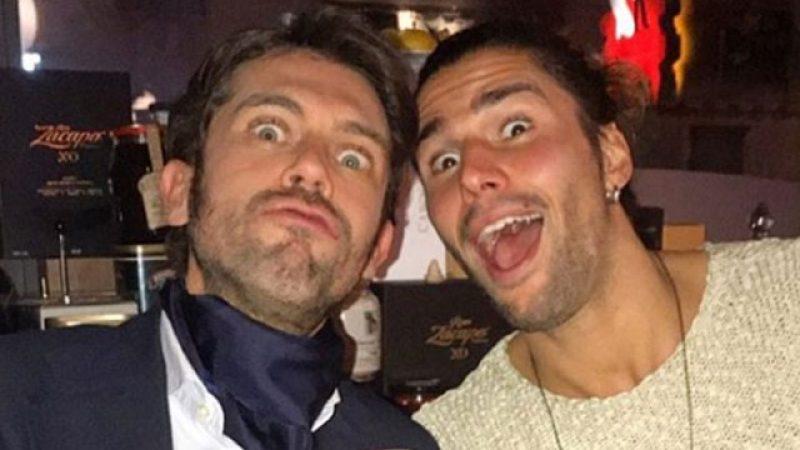 Raffaello Tonon e Luca Onestini hanno scritto un libro sulla loro amicizia
