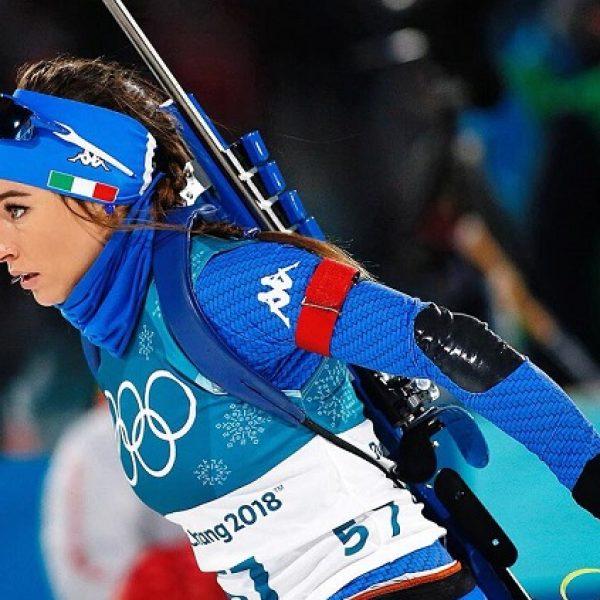 Biathlon, ancora una delusione per la Wierer: solo settima nella 15 km