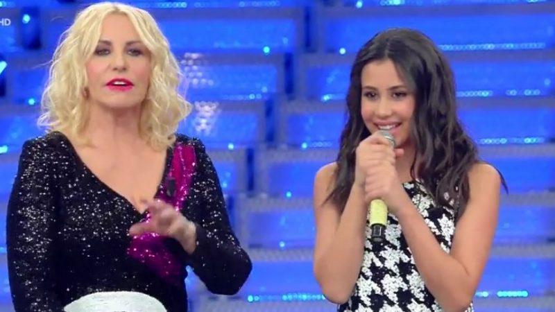 """Sanremo Young, Zaira non convince. Mietta: """"Urli troppo"""""""