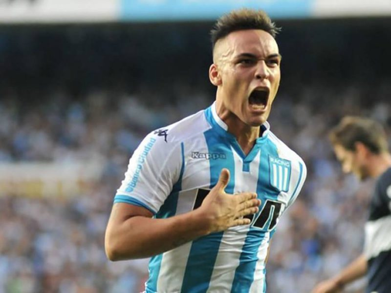Lautaro Martinez, Inter