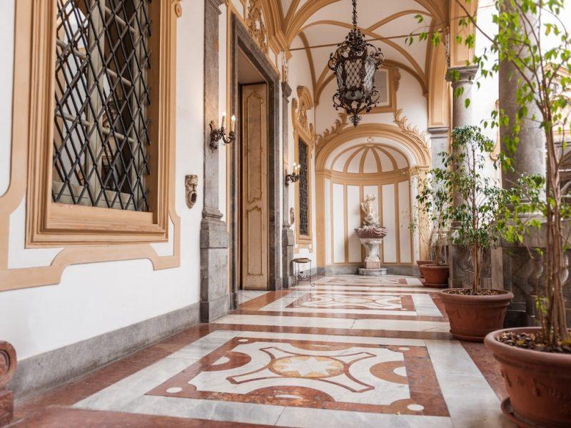 Palazzo Comitini a Palermo
