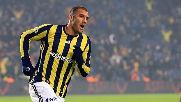 Fernandão del Fenerbahçe, squalificato per esultanza oscena