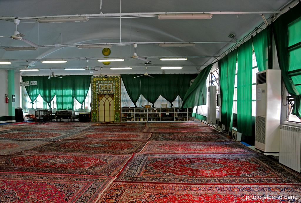 Padova, identificato il piromane della moschea