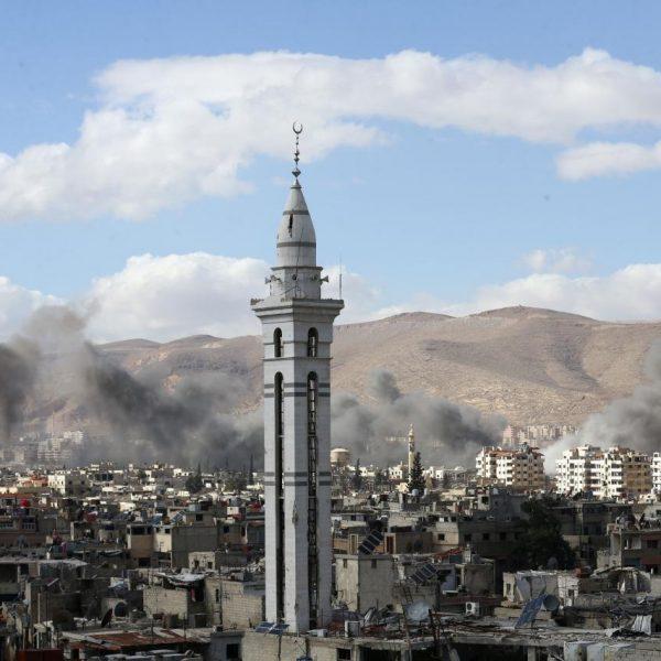 Siria, convoglio ONU finalmente in Ghouta