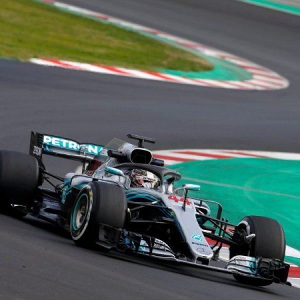 F1, secondo giorno di test a Barcellona