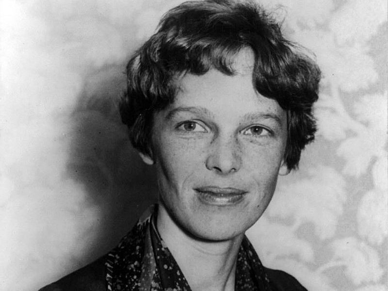 Identificati i resti di Amelia Earhart, leggendaria... -2