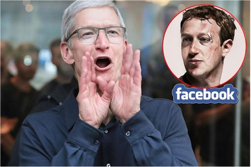"Apple si scaglia contro Facebook: ""La privacy è tutto"""