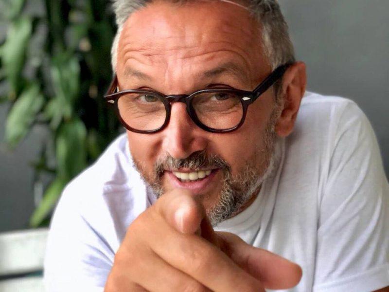 Bruno Barbieri difende la pizza di Cracco: