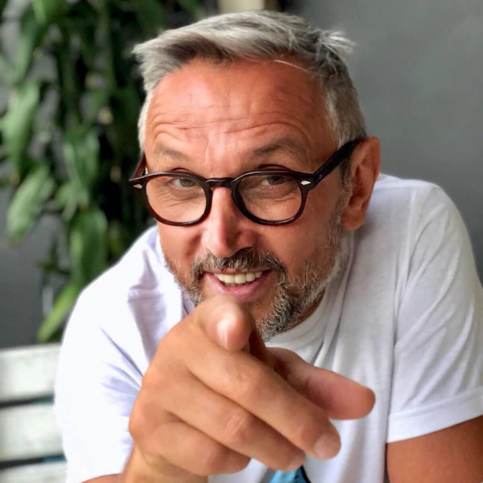 """Bruno Barbieri: """"La pizza di Cracco? La foto non rendeva giustizia"""""""