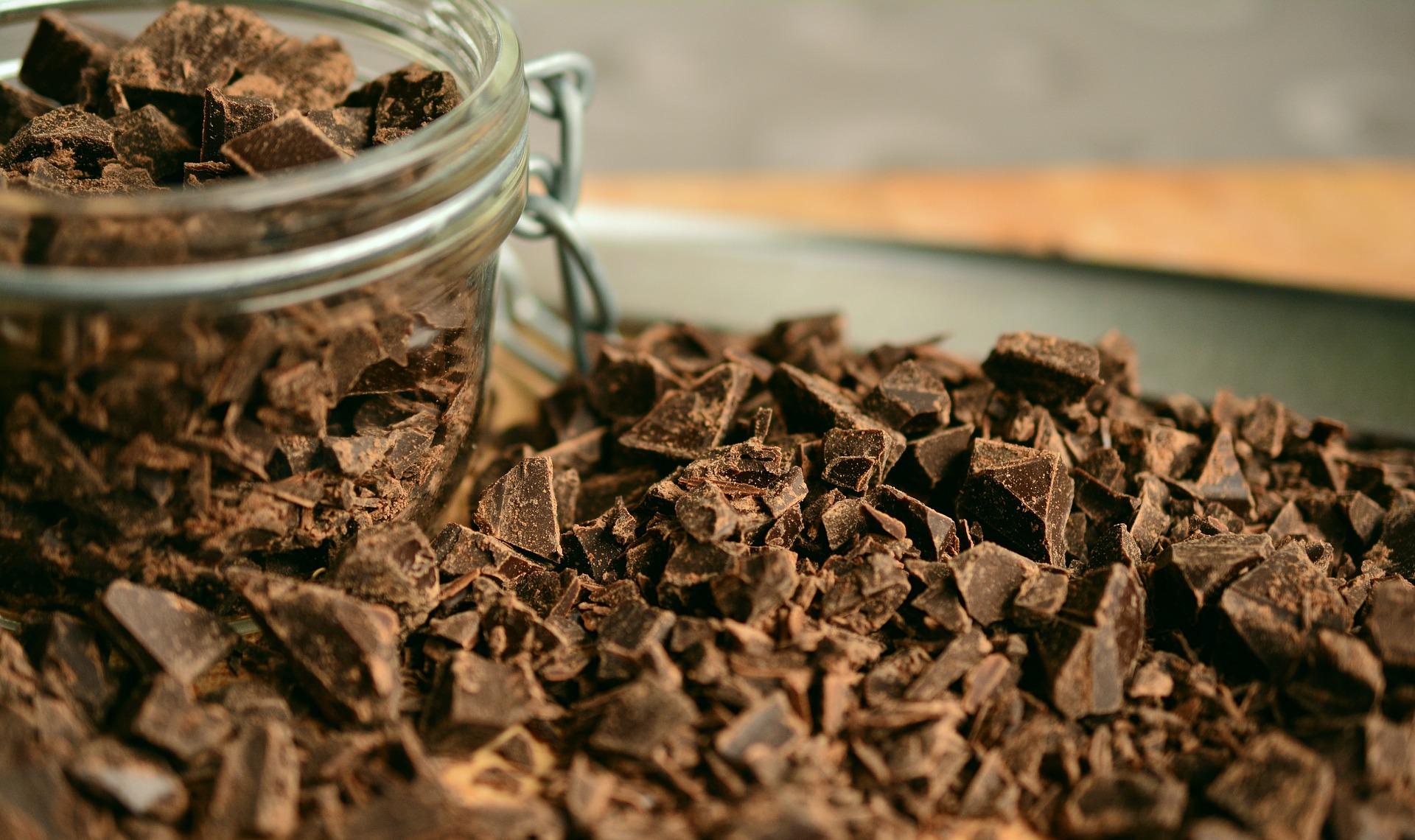 Il cioccolato fa male ai bambini? Meglio se fondente