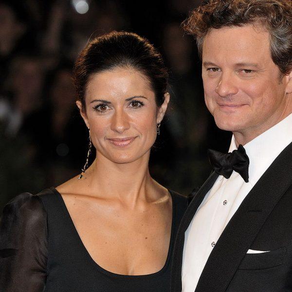La moglie di Colin Firth ammette: