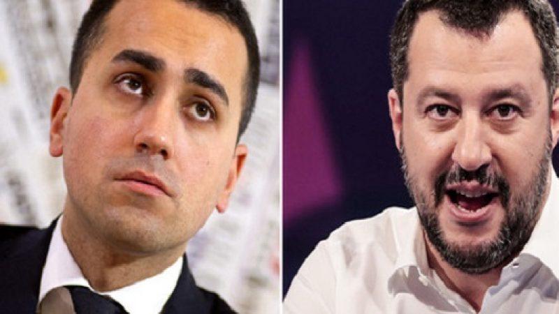 """Salvini: """"Mai con i Dem"""", e poi avverte: """"Se vinco le regionali, governo in 15 giorni"""""""