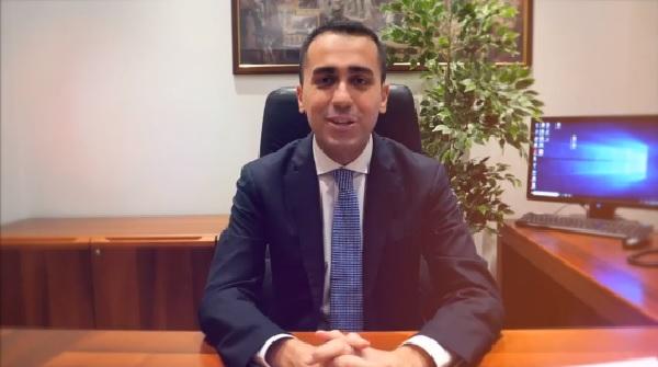 """Presidenza Camere, Di Maio: """"Ampio dialogo con tutti"""""""