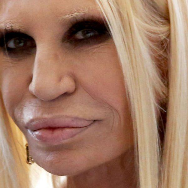 Donatella Versace, stop alle pellicce: