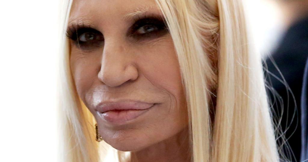 """Donatella Versace, stop alle pellicce: """"Non voglio uccidere animali"""""""