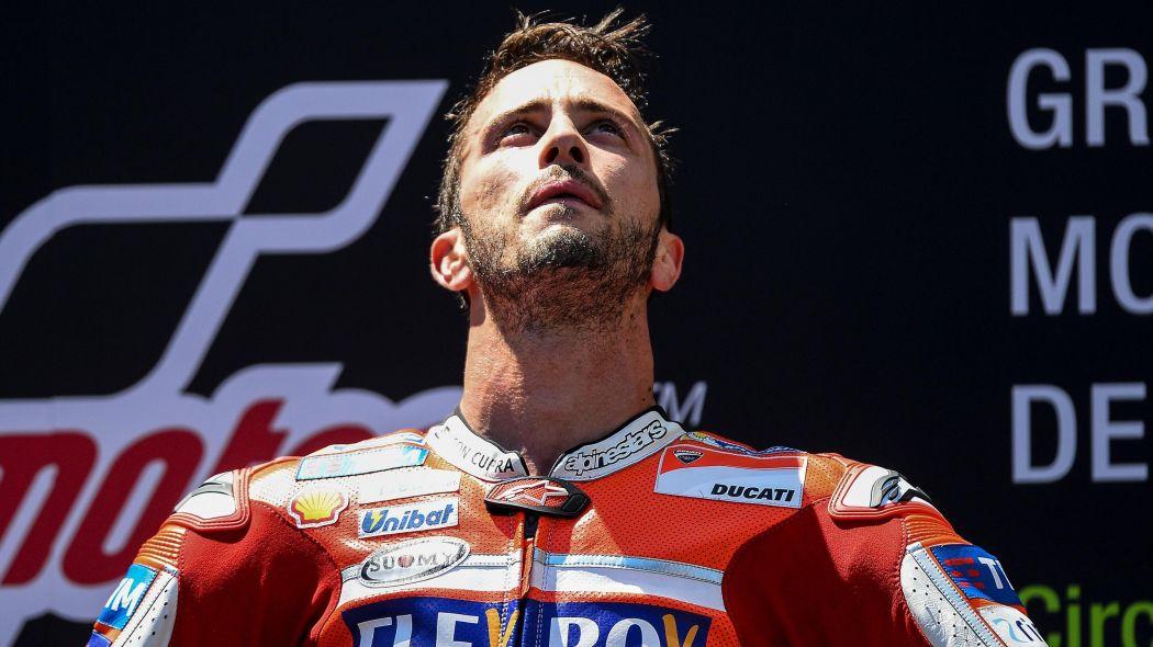 Moto GP, in Qatar vince Dovizioso. Battuto Marquez, Rossi 3°