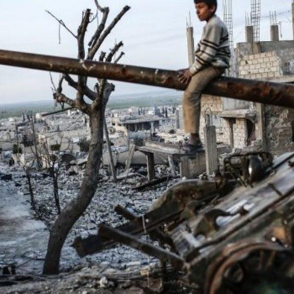 Siria, a febbraio