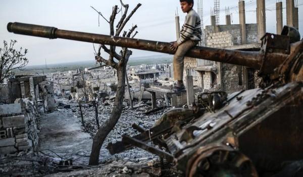 """Siria, a febbraio """"1400 civili uccisi, 8 bambini al giorno"""""""