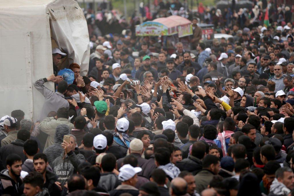 Gaza, il giorno della terra si celebra nel sangue: 17 morti