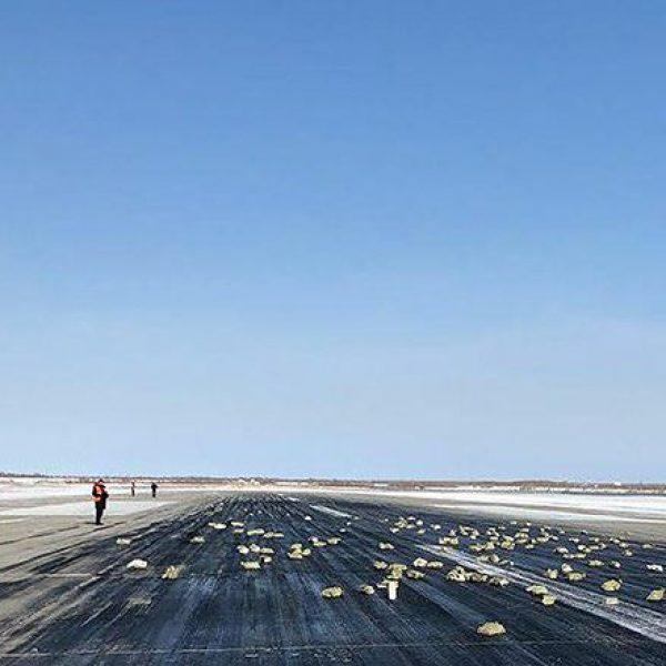 Russia, piovono lingotti: un aereo perde 3 tonnellate di oro