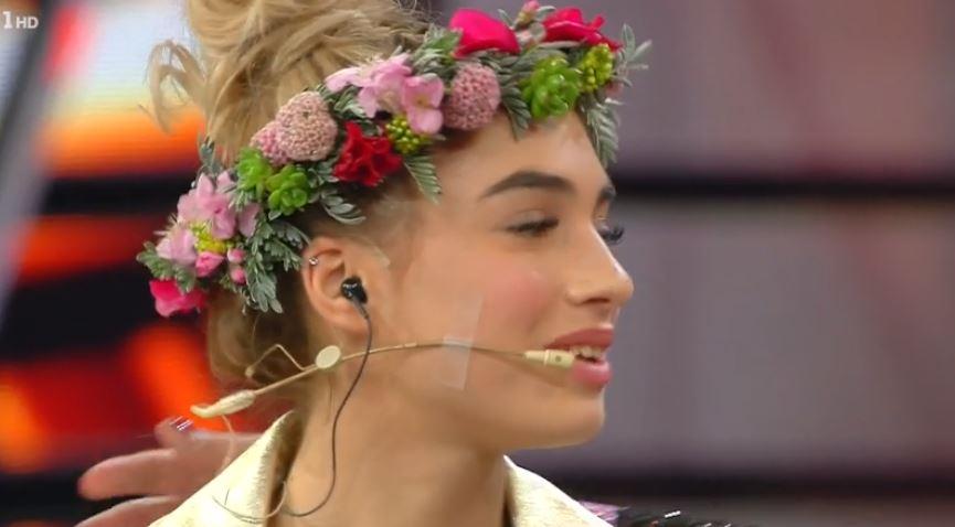 Sanremo Young, eliminati Luna Farina e Leonardo De Andreis