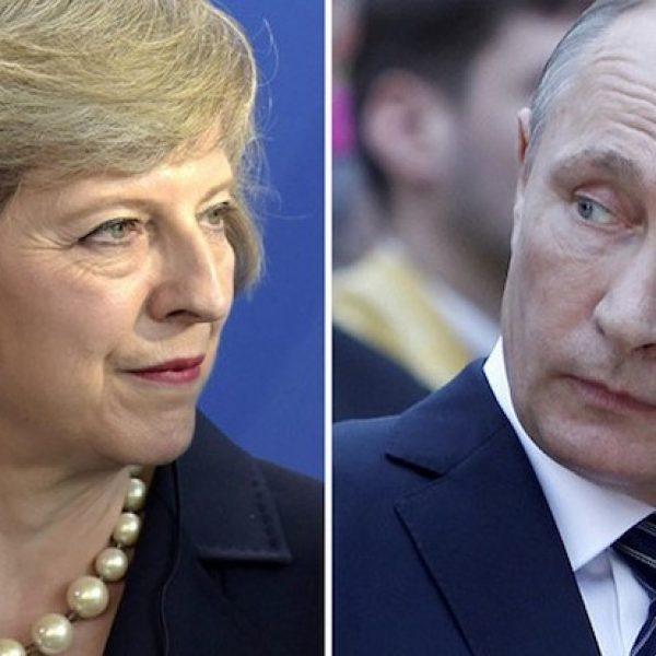 Tensioni internazionali, Mosca contro Londra: