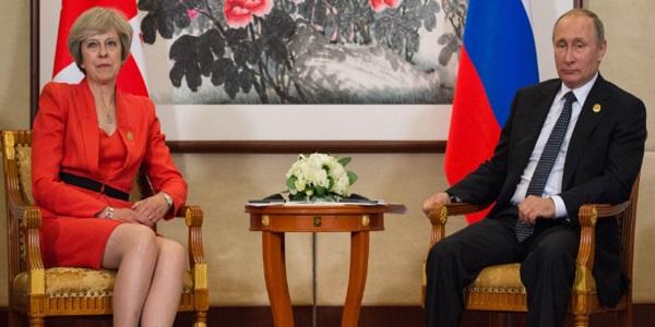 """Spia russa, la May: """"Via 23 diplomatici russi"""""""