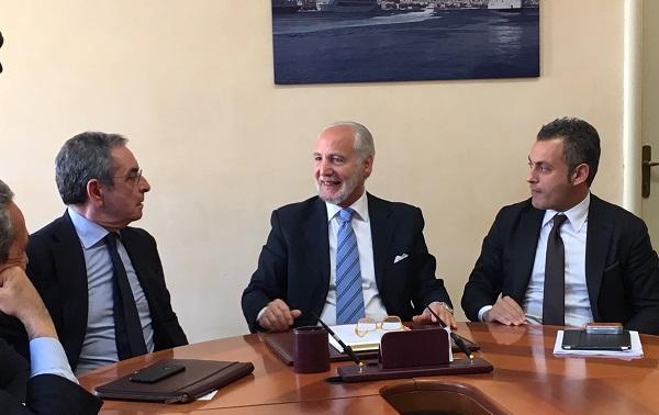 I porti siciliani fanno rete, firmato un protocollo d'intesa
