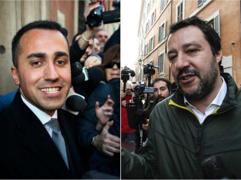governo, Salvini e Di Maio contrari al governo neutrale, Di Maio è colpa di Salvini se si torna al voto, Meloni no a Monti-bis, Martina attacca Di Maio e Salvini, possibili elezioni a luglio, ballottaggio lega-me5s, Di Maio dice no a Berlusconi