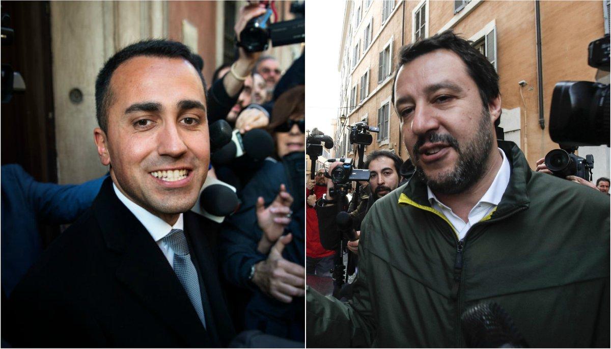 Duello Salvini-Di Maio, sfida sui numeri della maggioranza