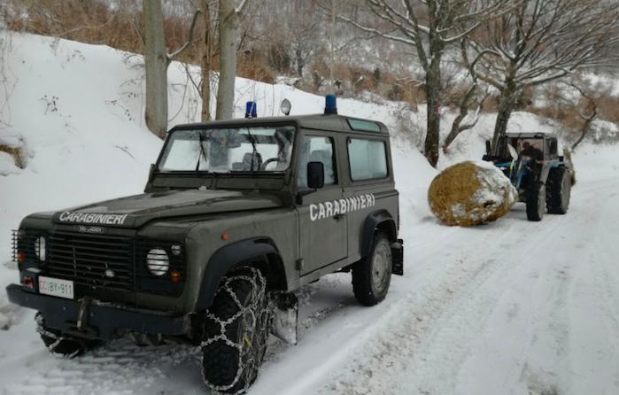 Maltempo, gelo in Lombardia: due morti
