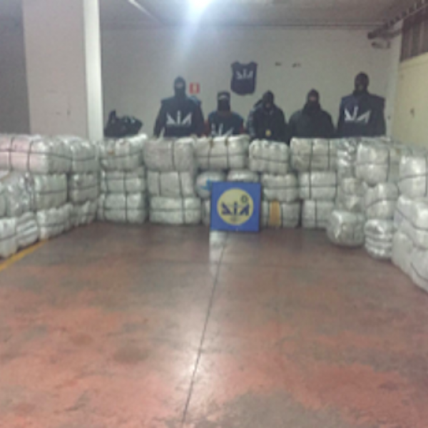 Bari, droga dall'Albania all'Italia: 43 arresti