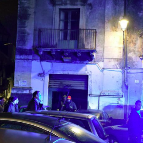 Catania, esplode una palazzina: 3 morti e 2 feriti gravi