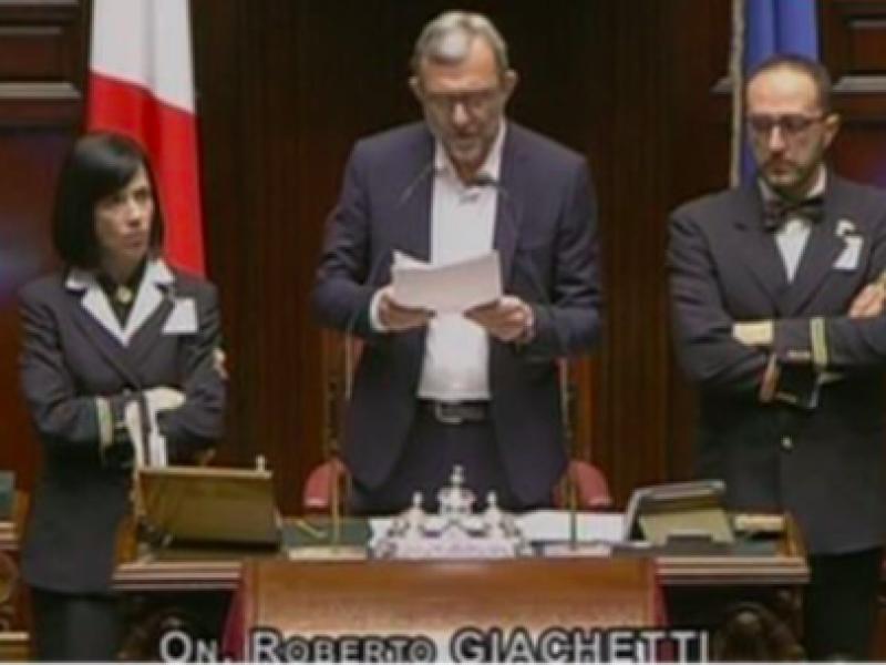 Camere si apre la legislatura prime fumate nere si24 for Camera dei deputati sito ufficiale