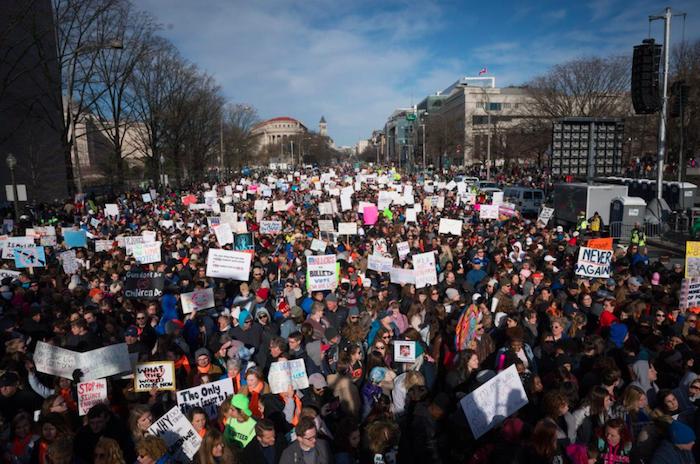 """""""Marcia per le nostre vite"""", l'iniziativa contro lo armi"""